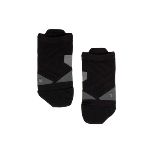 On Low Sock Black Shadow
