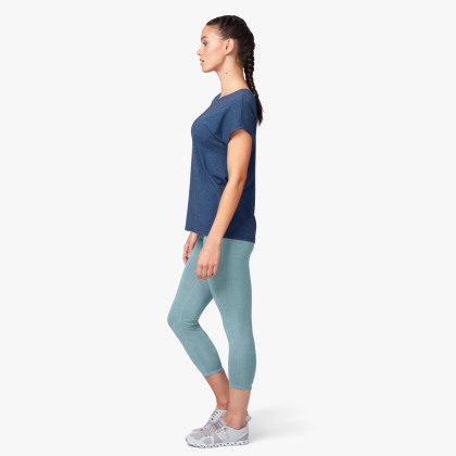 On Running Comfort T denim 2