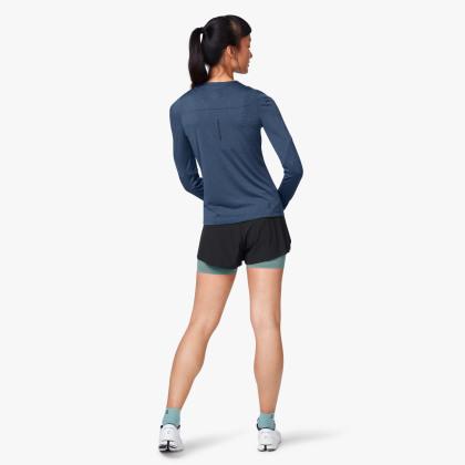 On Running Performance Long T Denim 3