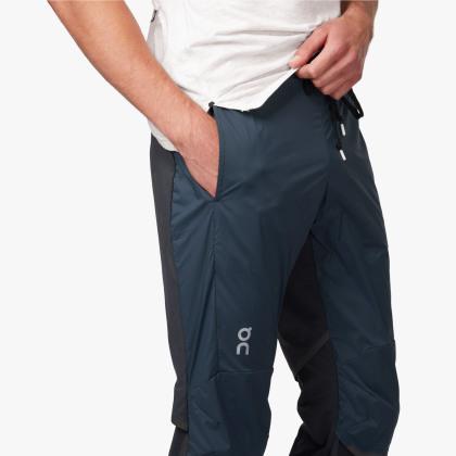 Running Pants FW19 Navy Black M G5