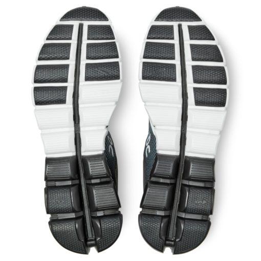 On Cloudflow Black White sole