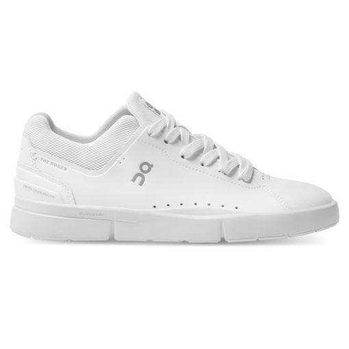 On The Roger Advantage All White