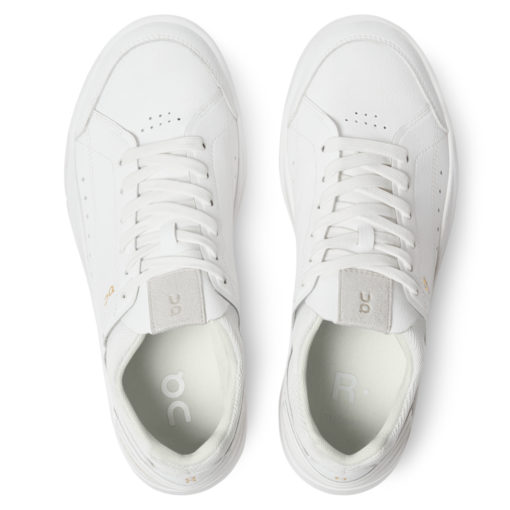 On The Roger Centre Court Wms White Gum top