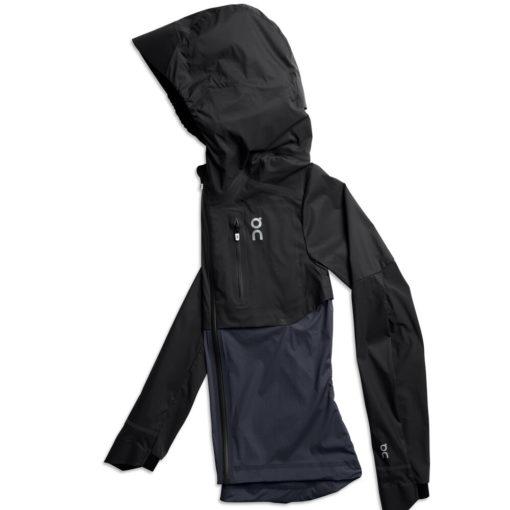on weather jacket dame black/navy
